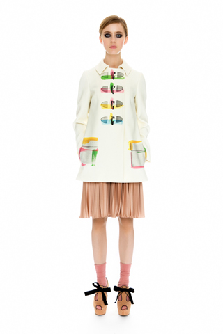 Moschino Cheap and Chic, Pre-fall 2012